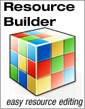 Resource Builder- Ressourcen-Editor für Windows